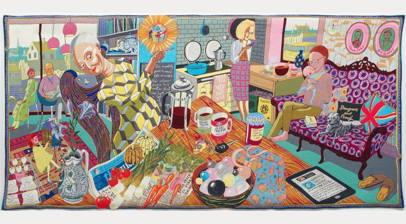 Grayson Perry Exhibition